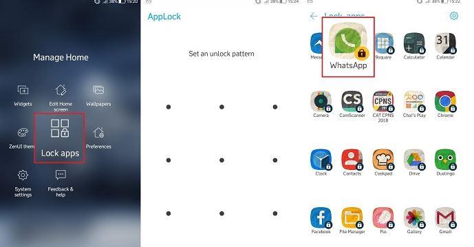 Cara Mengunci Aplikasi WhatsApp Menggunakan Touch ID dan Face ID