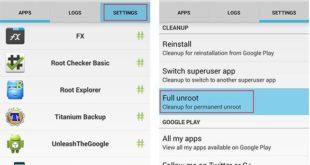 Cara Unroot Huawei Mate 20 Lite Dengan SuperSU Mudah dan Cepat