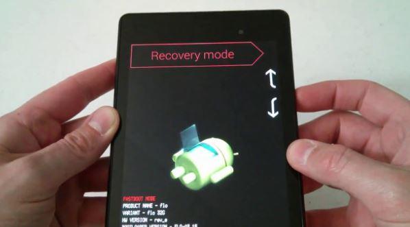 Pengertian Fastboot Mode dan Recovery Mode di HP Android dan Bedanya Apa