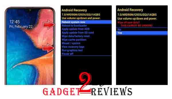Cara Install Gcam Di Samsung Galaxy A20