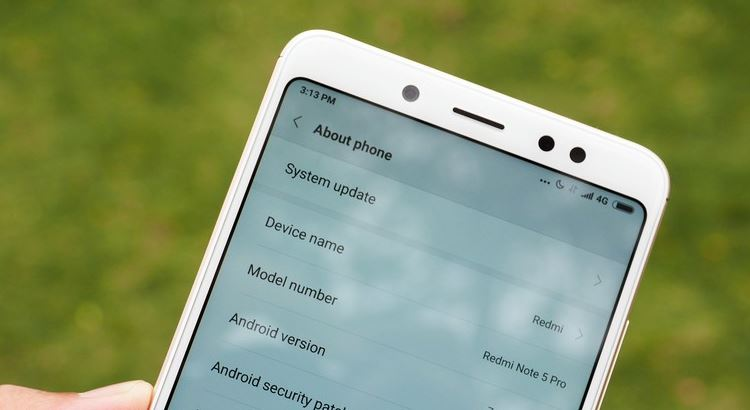 Cara Mengganti Font Xiaomi Redmi Note 5 Pro Lengkap