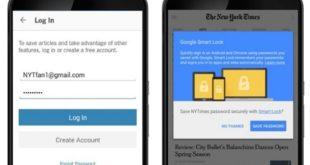 Cara Menghapus Akun Instagram yang Tersimpan di Google Smart Lock