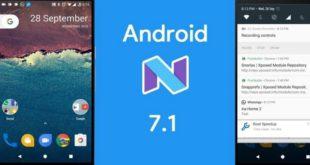 Download Custom ROM Vivo Y71 CM14 Nougat Rasa S7 Edge