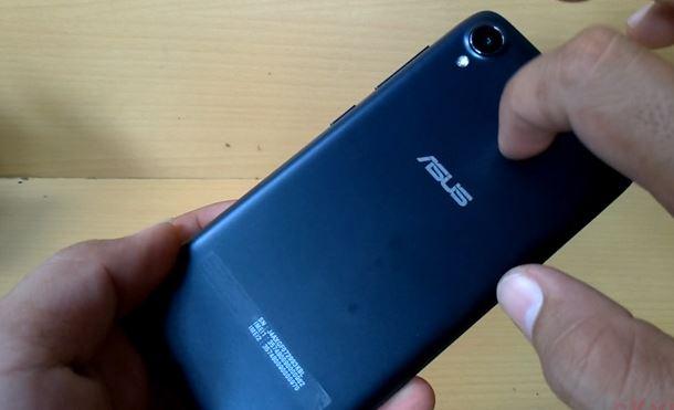 Tutorial Lengkap Cara Root Asus Zenfone Live L1 ZA550KL