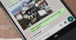 Cara Mengatasi WhatsApp Tidak Bisa Mengirim Gambar Terbaru