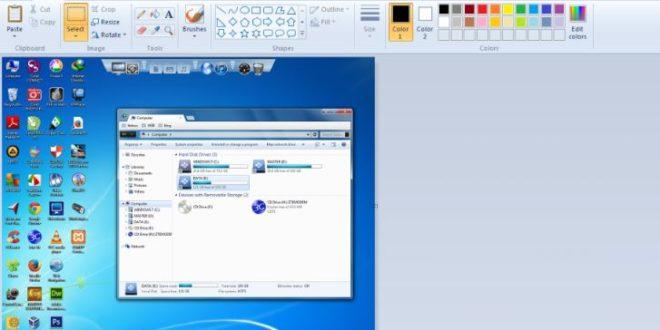Cara Screenshot Tanpa Aplikasi Dengan Tombol Prt Scr