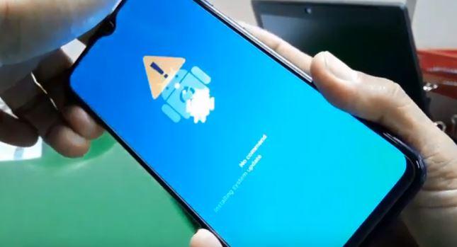 Cara Hard Reset Samsung Galaxy M30 ke Pengaturan Awal