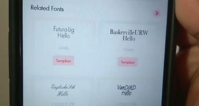 Cara Ganti Font OPPO A9 2020 Tanpa Root