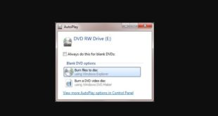 Cara Burning CD/DVD di Laptop Windows Tanpa Software Tambahan