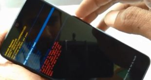 Cara Hard Reset Samsung A10s ke Setelan Pabrik