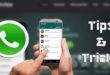 Kode Rahasia WhatsApp