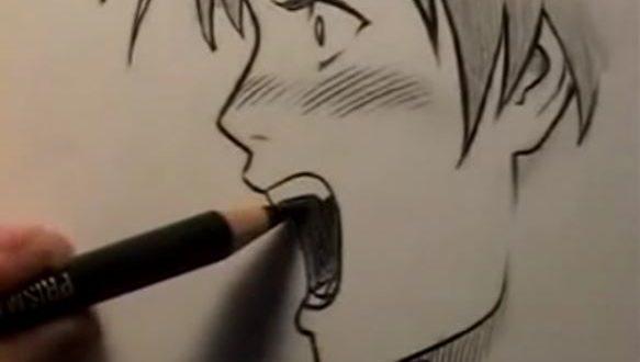 Aplikasi untuk Menggambar Anime