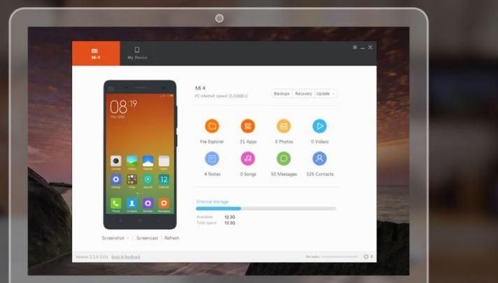 Cara Flashing Pada HP Xiaomi Redmi 3