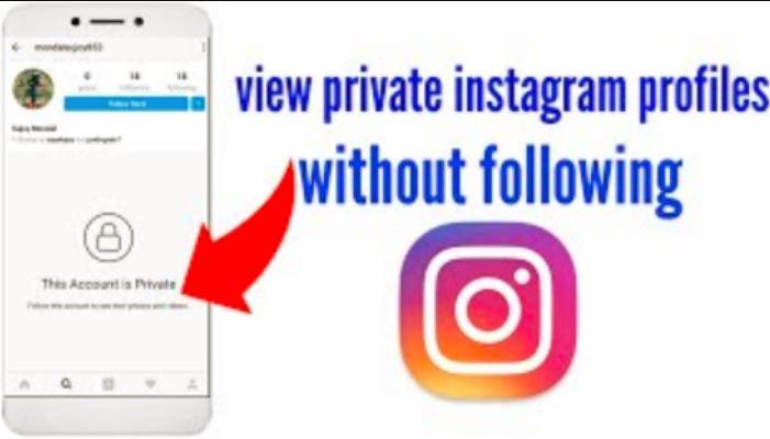 Cara Melihat Akun Instagram yang Dikunci