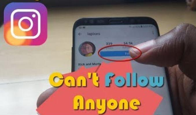 Cara Mengatasi Instagram Yang Tidak Dapat Di Follow