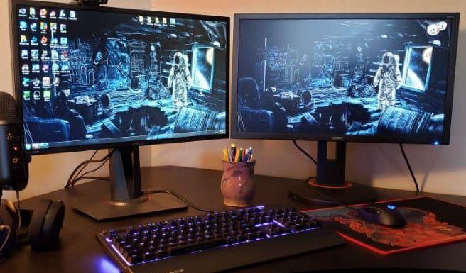 Cara Setting Dual Monitor di Windows