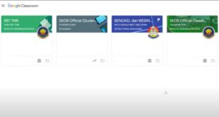 Cara Akses Google Classroom