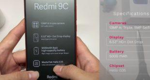 Download ROM Redmi 9C MIUI Global Stable Terbaru