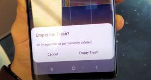 Cara Menemukan File Terhapus di Kotak Sampah HP Samsung