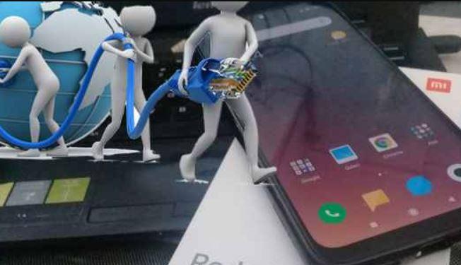 Cara Mengecek Koneksi Jaringan Internet di HP Xiaomi Redmi Note 7,8 dan Note 9
