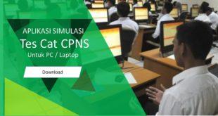 Aplikasi Simulasi Cat CPNS Terbaik 2021 untuk PC Offline