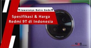 Spesifikasi dan Harga Redmi 9T di Indonesia