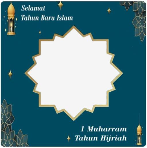 Link Download Twibbon Selamat Tahun Baru Islam 1443H 2021 -2