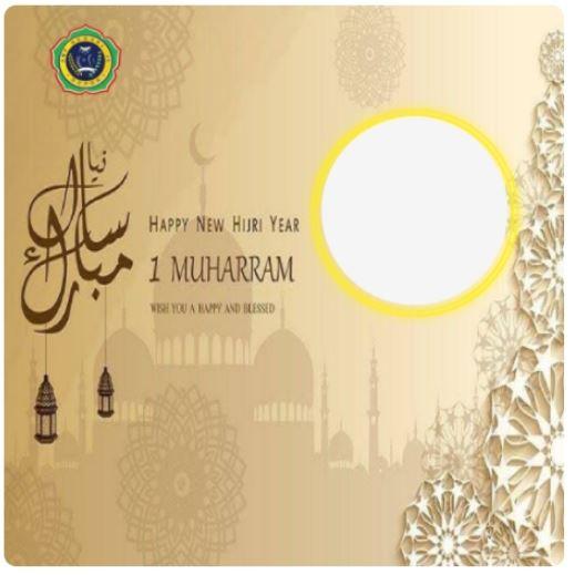 Link Download Twibbon Selamat Tahun Baru Islam 1443H 2021 -3