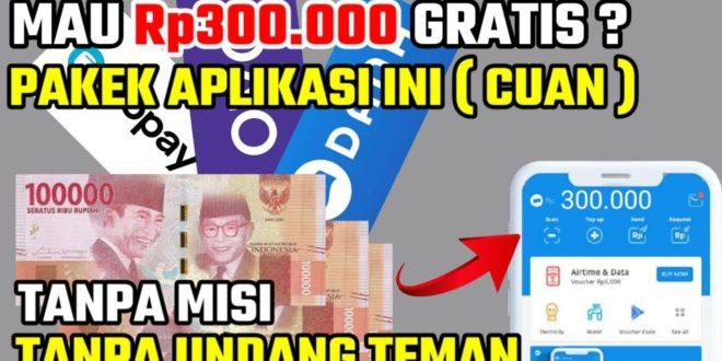Link Download Aplikasi Penghasil Uang Terbukti Membayar