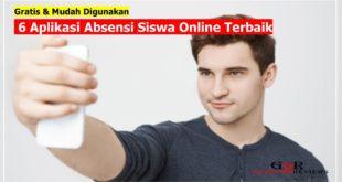 6 Aplikasi Absensi Siswa Online Terbaik