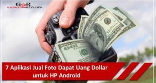 7 Aplikasi Jual Foto Dapat Uang Dollar untuk HP Android