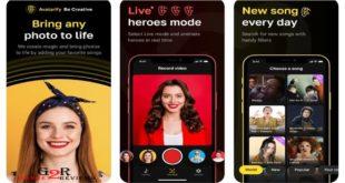 Avatarify - Aplikasi Edit Foto Bernyanyi Menggunakan AI untuk pengguna iOS