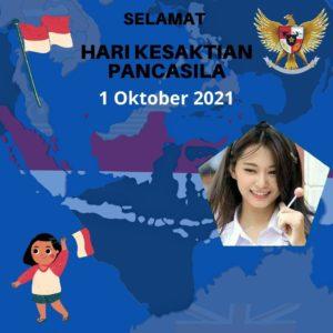 Link Twibbon Hari Kesaktian Pancasila 1 Oktober 2