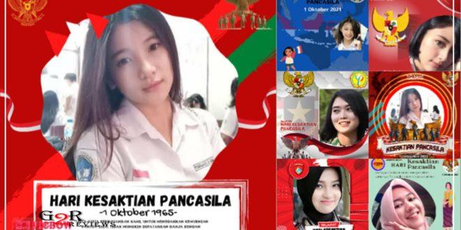 Link Twibbon Hari Kesaktian Pancasila 1 Oktober 2021