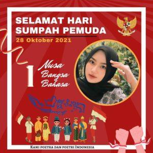 Link Twibbon Hari Sumpah Pemuda karya Faryanti Faryanti 4